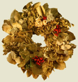 Wreath-Making Workshop Sat., Dec. 1, 1-4 p.m.