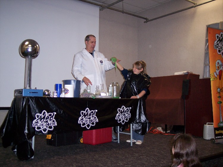 Super Science Workshop