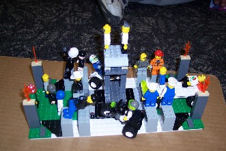 Lego Mania Contest :: Click to see a larger version