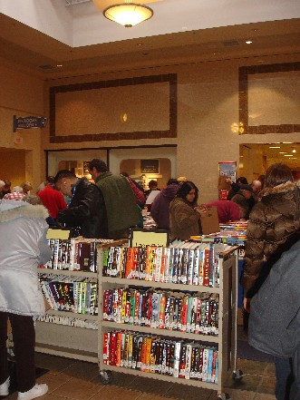 Friends 2008 Book Sale :: Click to see a larger version