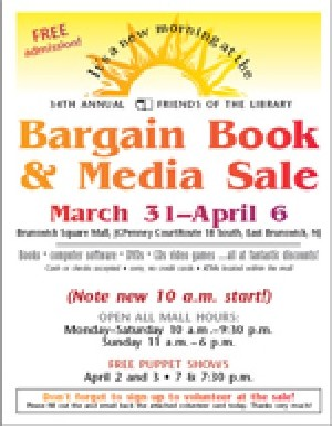 Last Chance for Book Sale Bargains!