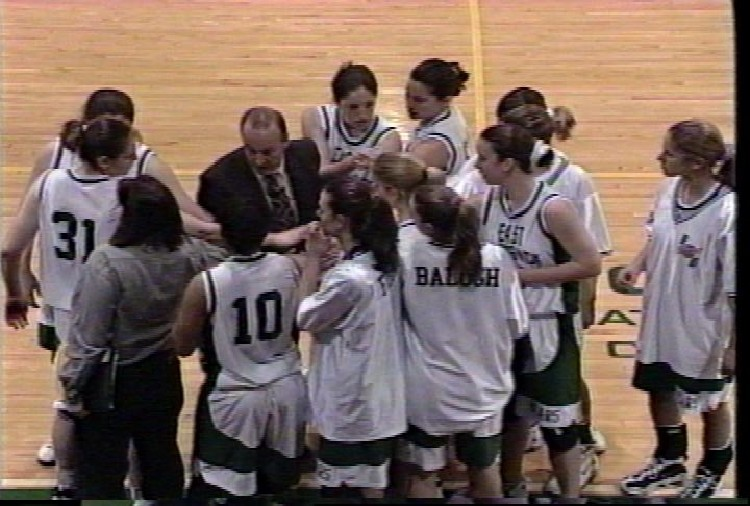 EBHS Girls Basketball Championship from ten years ago...