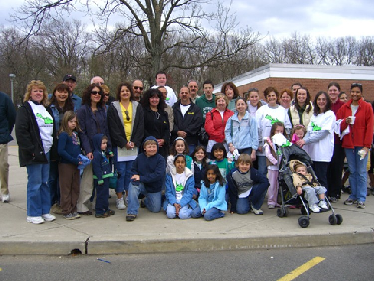 Literacy Volunteers Walk