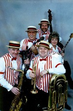 Banjo Rascals Come to the Library on August 23