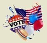 Obama or McCain? Duck or Pigeon? Still Undecided? The Library is Your One-Stop Source for Election Info.