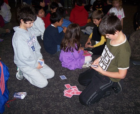 Magic Workshop With Brian Rich