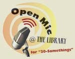 Creativity Encouraged at The Library's Next Open Mic Night on December 30th