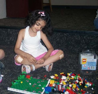 Lego & K'nex Contest :: Click to see a larger version