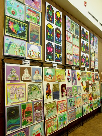 School Exhibits :: Click to see a larger version