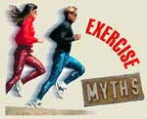 Dispel the Myths That Keep You From Exercising