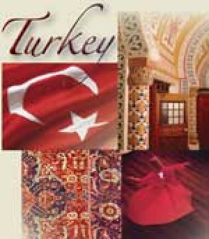 Tour Turkey at the EB Library