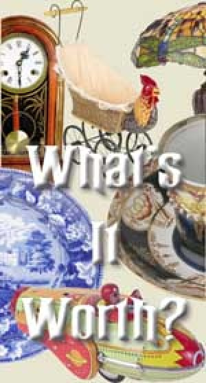 What's It Worth? Antique Appraisals, Information Fair and Lecture