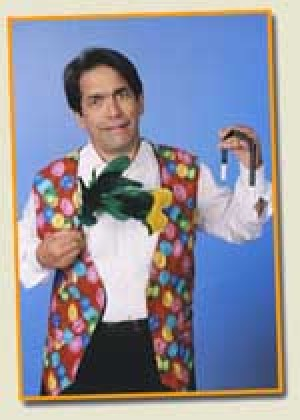 Adventure and comedy when Magic Jim comes to the East Brunswick Public Library