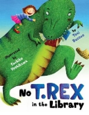 No T.Rex in the Library