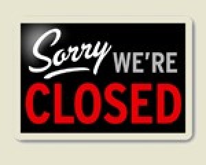 The Library will be closed Thursday, January 27, 2011 due to snow.