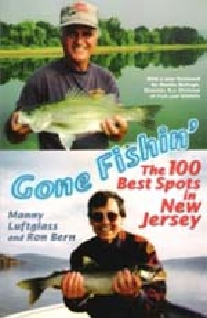Gone Fishin' in New Jersey - Meet the Author, Manny Luftglass