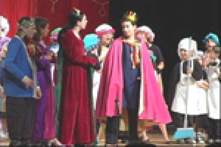 Children's Summer Theater Schedule