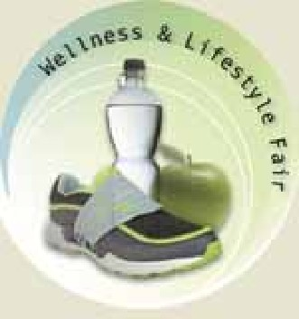 Wellness and Lifestyle Fair, Sunday, October 21 • 1–4 p.m.