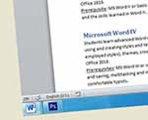 MS Word II