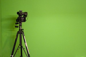 Film & Green Screen Drop-In