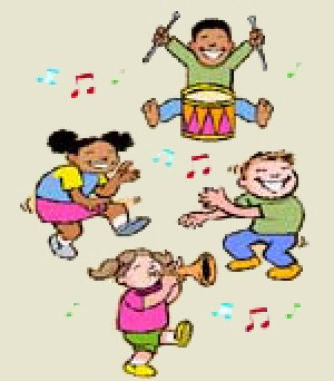Music & Motion (Ages 3-5)