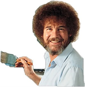 Teen Bob Ross Painting Party