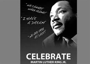 Martin Luther King Day Craft