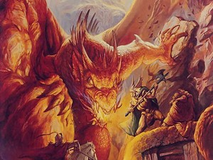 Teen Dungeons & Dragons Quest